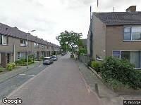 112 melding Ambulance naar Nassaustraat in Numansdorp
