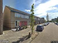 112 melding Brandweer naar Modelmakerstraat in Amsterdam