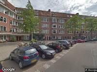 112 melding Ambulance naar Jekerstraat in Amsterdam