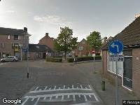 Ambulance naar Pelmolenstraat in Breda