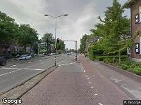Politie naar Prins Bisschopsingel in Maastricht vanwege aanrijding met letsel