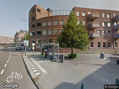 Ambulance naar Randweg in Rotterdam