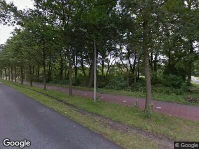 Ambulance naar Rust en Vreugdlaan in Wassenaar