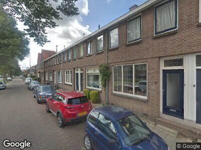 Ambulance naar Westerkade in Gouda