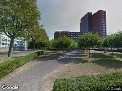Brandweer naar Dalmeyerplein in Dordrecht vanwege gebouwbrand