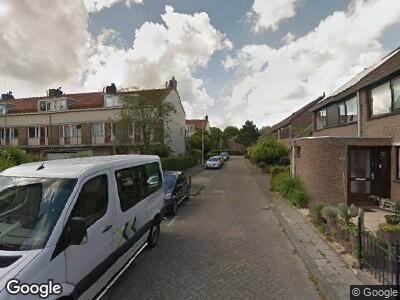 Ambulance naar Blancefloerstraat in Rotterdam