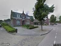 Ambulance naar Wilhelminastraat in Asten