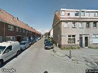 112 melding Ambulance naar Antilopestraat in Rotterdam