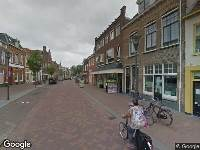 Brandweer naar Laarstraat in Zutphen