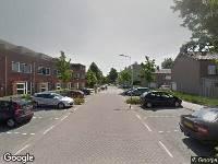 112 melding Ambulance naar Maasstraat in Alblasserdam
