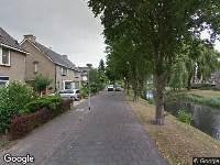 Ambulance naar Pinksterbloem in Barendrecht