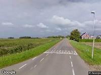 Ambulance naar Dorpsweg in Oudenhoorn