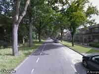 112 melding Ambulance naar Dr. Batenburglaan in Breda