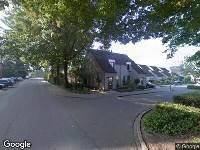 112 melding Ambulance naar Prinsenweg in Molenhoek