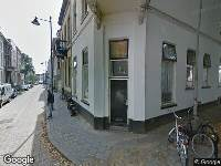 112 melding Ambulance naar Hertogstraat in Arnhem