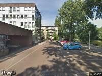 Brandweer naar Erasmusgracht in Amsterdam vanwege personen te water