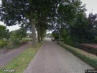 Traumahelikopter naar Dokter Guepinlaan in Ommeren vanwege reanimatie