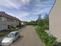 112 melding Ambulance naar Bilderdijkstraat in Rosmalen