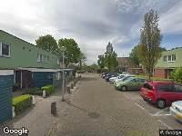 112 melding Ambulance naar Orcastraat in Amsterdam