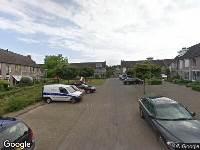 112 melding Ambulance naar Meester Coelbornerhof in 's-Hertogenbosch