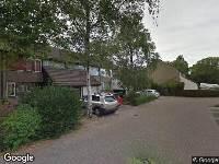 112 melding Ambulance naar Elzendreef in Voorburg