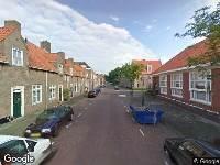 Ambulance naar Langestraat in Brielle