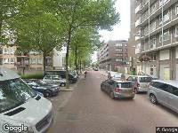 112 melding Ambulance naar Nolensstraat in Amsterdam