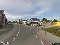 112 melding Brandweer naar Meijelseweg in Beringe vanwege aanrijding met letsel