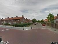 Ambulance naar Kanaalstraat in Dongen