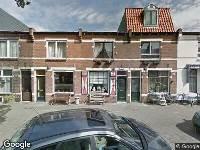 112 melding Ambulance naar Lagersstraat in IJmuiden