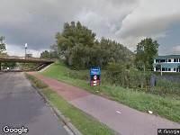 112 melding Politie naar Maarssenbroeksedijk in Utrecht vanwege aanrijding met letsel