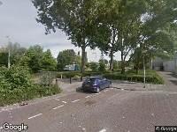 112 melding Ambulance naar Wadden in Zwijndrecht
