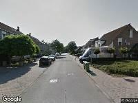 112 melding Brandweer naar Klimopstraat in Venlo