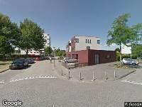 Ambulance naar J. de Baanlaan in Spijkenisse