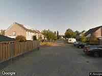112 melding Ambulance naar Pluvierenhorst in Grave
