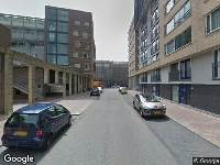 Ambulance naar Adriaan Kooningsstraat in Rotterdam