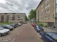 112 melding Ambulance naar Strackéstraat in Amsterdam