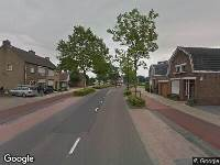 112 melding Ambulance naar Tilburgseweg in Oosterhout