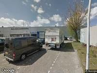 Ambulance naar Boterdiep in Rotterdam