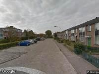 112 melding Ambulance naar Verweijstraat in Oosterhout