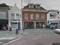 Ambulance naar Oost-Voorstraat in Oud-Beijerland