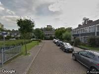 112 melding Ambulance naar Haydnstraat in 's-Hertogenbosch