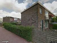 Brandweer naar Gerard Doustraat in Zoetermeer vanwege brand