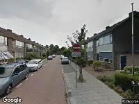 Brandweer naar Prinses Margrietstraat in Waddinxveen vanwege afhijsen patient