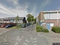 Ambulance naar Slochterwaard in Alkmaar vanwege ongeval met letsel