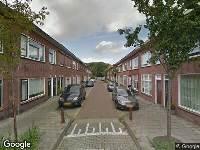 112 melding Ambulance naar Roemer Visscherstraat in Leiden