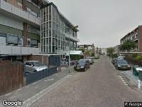 Brandweer naar Thorbeckestraat in Katwijk vanwege afhijsen patient
