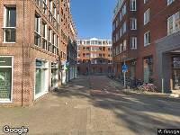 112 melding Brandweer naar Cornelis Vermuydenstraat in Amsterdam vanwege brand