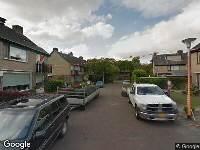 112 melding Ambulance naar Maresatenstraat in Tilburg