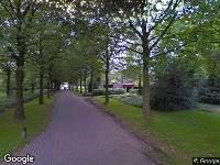 112 melding Ambulance naar Hazenpad in Biezenmortel